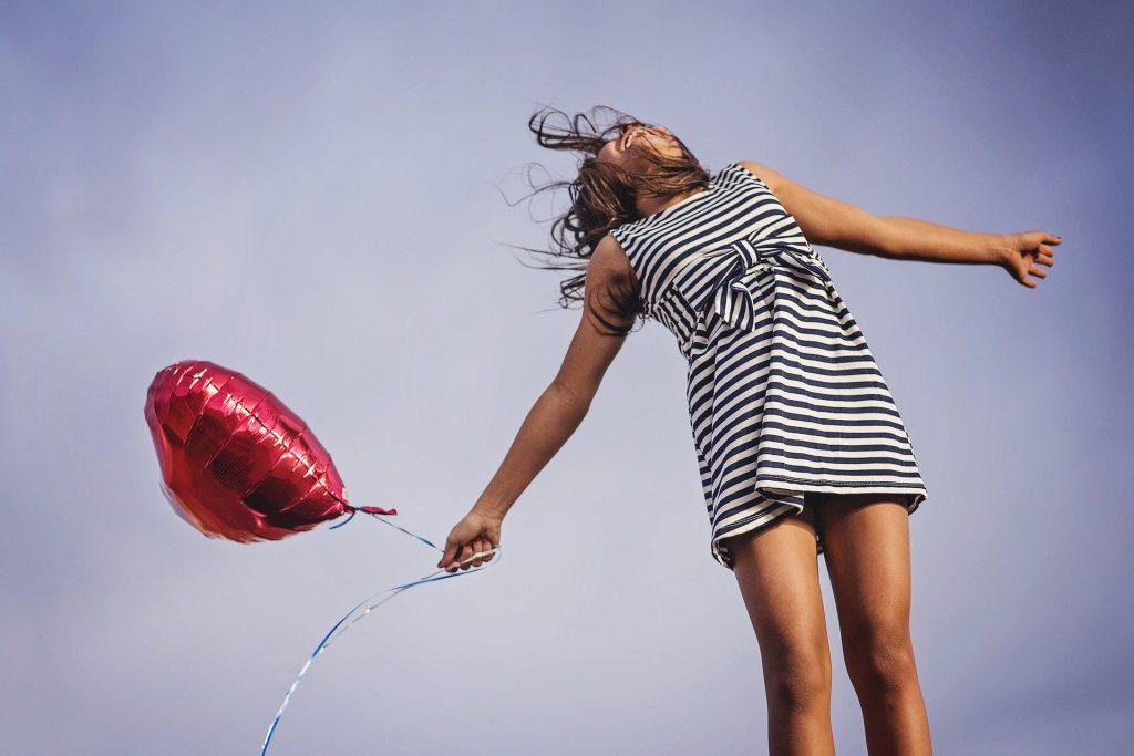 Glück mit Hypoxie